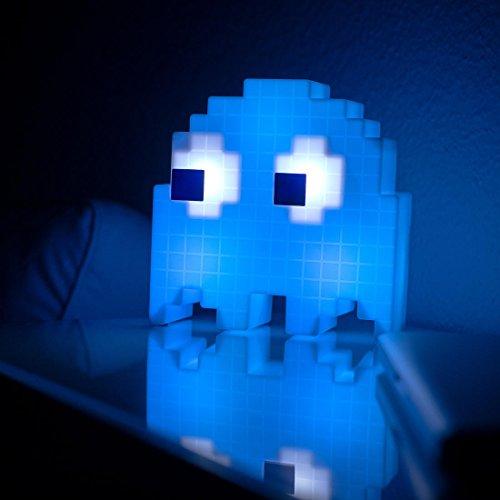 Lámpara fantasma de PacMan