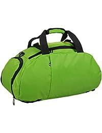 Soledi® Multi-use Portable Sports Gym Backpack Shoulder Bag Separated Shoes Pocket Travel Backpacks Men Women... - B07C1ZPYGY