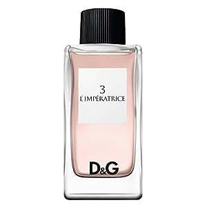 D&G Anthology 3 L'Imperatrice POUR FEMME par Dolce & Gabbana - 100 ml Eau de Toilette Vaporisateur