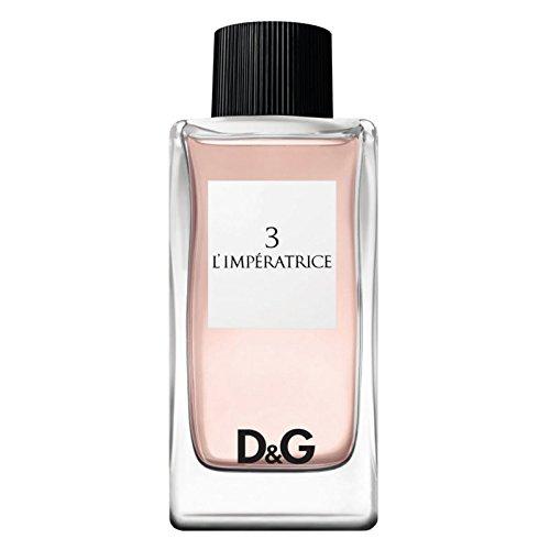 60b38dde41f54f D G Anthology 3 L Imperatrice POUR FEMME par Dolce   Gabbana - 100 ml Eau