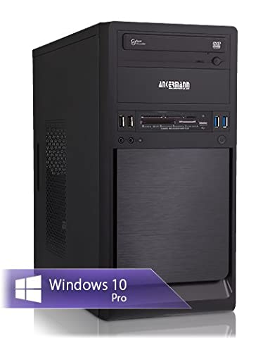 Ankermann-PC Office Business PC, Intel Core i5 7600 4x3,50GHz, MSI
