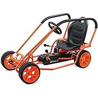 GO de Kart Thunder II, Naranja, A partir de 5años, t91006, de HAUCK
