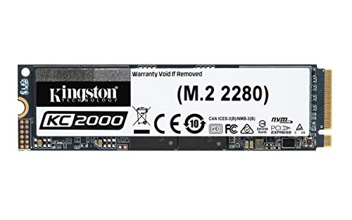 Kingston KC2000 (SKC2000M8/2000G) M.2 2280 NVMe SSD 2000G