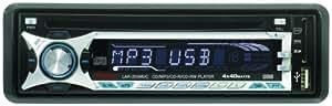 Tokai Autoradio LAR-205 MUC-CD RDS MP3 4x40W Carte et Usb 18 FM Entrée Auxiliaire DSP 3 courbes d'égalisation-LAR-205 MUC