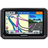 Garmin dezl 570LMT-D - Navegador GPS para Camiones (actualización de mapas de por Vida, Dab+, enrutamiento específico para Camiones, Pantalla táctil de Cristal de 5 Pulgadas (12,7 cm)