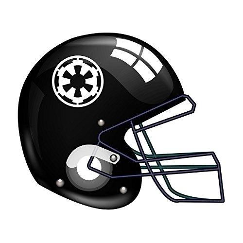 Star Wars Rogue One Empire Football Helmet Men's Vest White