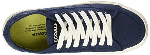 Ecoalf Arizona, Baskets Basses Mixte Adulte Bleu - NAVY (160)