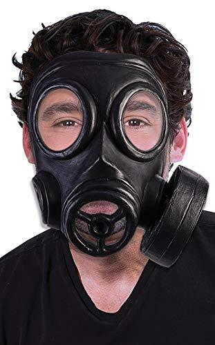 Kostüm S Fashion 1940 - Forum Novelties Erwachsene 's Bio-Hazard 1940er Halloween-Kostüm Gas Maske Gasmaske Kostüm Zubehör