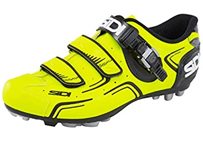 Sidi MTB Buvel shoe Men Men yellow Size 43 2017 Mountain Bike Cycle Shoes by Sidi