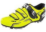 Sidi - Zapatillas de ciclismo para hombre amarillo Giallo (giallo)