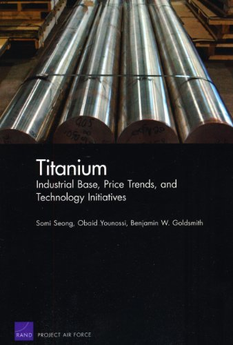 Titanium: Industrial Base, Price Trends, and Technology Initiatives (Rand Corporation Monograph) (English Edition) -