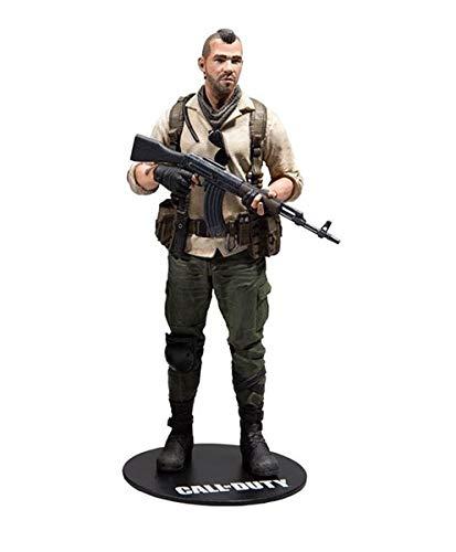 Action Figure Call of Duty - John Soap Mactavish
