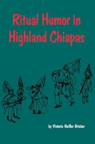 Ritual Humor in Highland Chiapas (Texas Pan American) (English Edition)