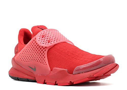 Nike Sock Dart Sp, Chaussures de Running Entrainement Homme red