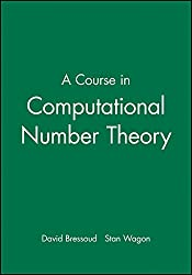 A Course in Computational Number Theory (Key Curriculum Press)