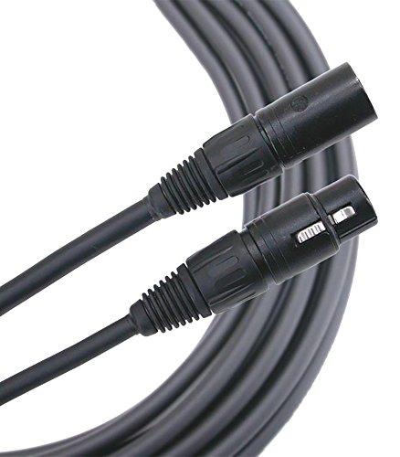 Mogami MGMICSTU0100BL Mikrofonkabel (1 m)