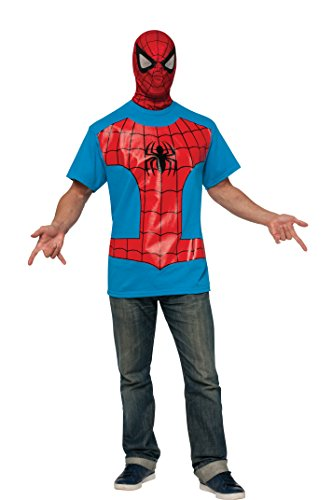 - Spiderman T Shirt Und Maske