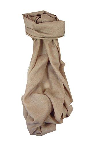 foulard-en-cachemire-fin-motif-karakoram-birds-eye-weave-cappuchino-approprie-pour-hommes-et-femmes-