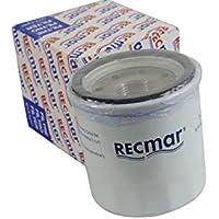 RECMAR Filtro de Aceite Suzuki fueraborda DF115df140HP sustituye 16510–82703