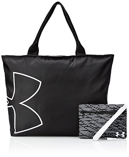 Under Armour Damen Ua Big Logo Tote Tasche Black