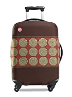 Dandy Nomad Housse de valise Kilimanjaro Marron Pack Cover, 26 cm, Brown (Marron)