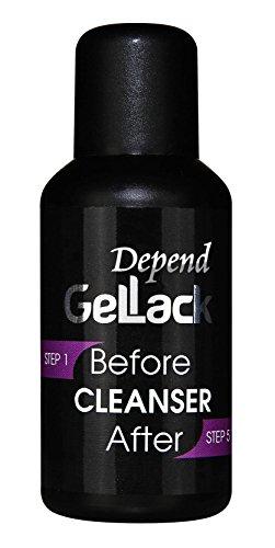 Depend GelLack, Capa base esmalte uñas