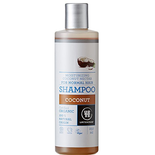 Urtekram Kokos Shampoo für normales Haar 2x500 ml