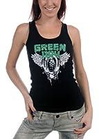 Green Day - - Handgrenades Girlie Tank in schwarz