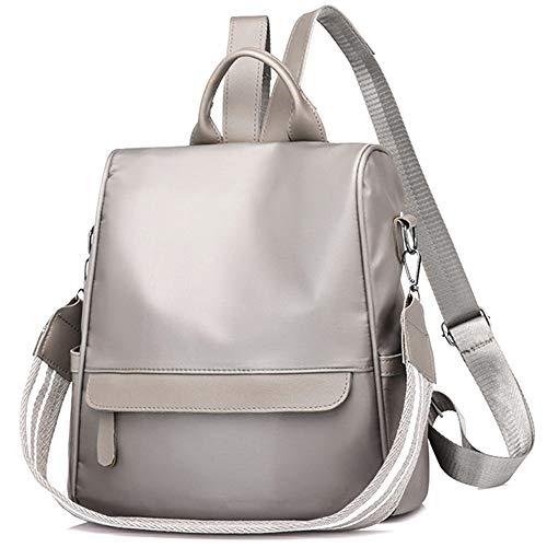 SPAHER Damen Rucksack Handtaschen Daypack Umhängetasche Reiserucksack Schulrucksack Backpack Schultertasche Nylon Anti Diebstahl Tasche für Schule Reise Arbeit