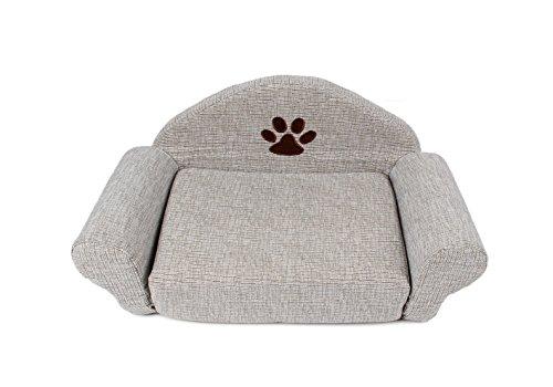 PAWZ Road Hundesofa multidunktionales Bett Hundeh¨¹tte Matte Katzek?rbchen aus Leinwand