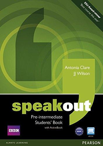 Speakout. Pre-intermediate. Student's book. Per le Scuole superiori. Con DVD-ROM