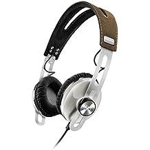 Sennheiser Momentum 2.0 On-Ear - Auriculares de diadema cerrados, compatible con Samsung Galaxy, color plata