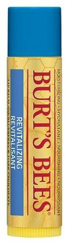 Burt's Bees 100% Natural Lip Balm, Blueberry and Dark Chocolate, 4.25g