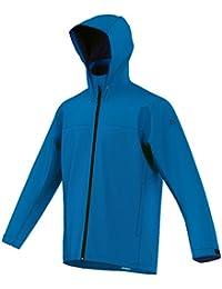 adidas Climaproof Jacket Solid Color - Herren Outdoor Jacke - AP8352 blau c90f171538