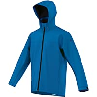 reputable site bf361 76064 adidas Climaproof Jacket Solid Color - Herren Outdoor Jacke - AP8352 blau