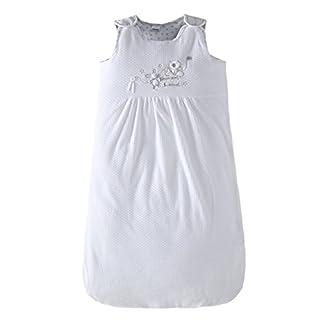 Saco de Dormir Bebe 0-3 Meses – Recién Nacido Saco de Dormir 2.5 Tog Lindo Manta de Bebé Sin Mangas