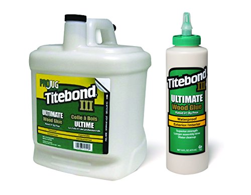 Holzleim TitebondIII Ultimate 2,15 Gallons ,8,14 L / 473 ,ml - Titebond Ca