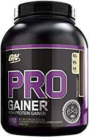 Optimum Nutrition On Pro Gainer Double Chocolate, 5.09 lbs.