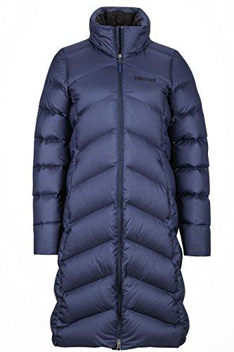 Marmot Damen Wm's Montreaux Coat Daunenmantel , Blau (Midnight Navy), XS - 5