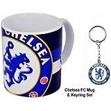 Chelsea Tasse & Keyring