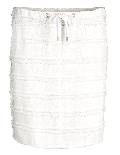 Marc Cain Collections Damen Rock GC 71.61 W92 Weiß (White 100)