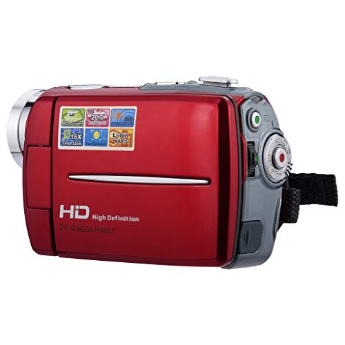 Webla-Video-Camcorder HD 720P-Handheld-Digitalkamera 16-fach digitaler Zoom 3,0 Zoll