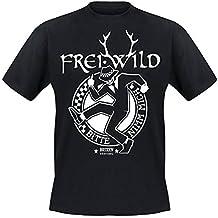 "Frei.Wild - ""Willig Sexy Perfekt"" T-Shirt, Farbe: Schwarz"