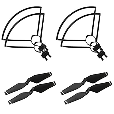 Hotbird H42 Original Main Blade Propellers Props Propellers Guards Accessory for 5G GPS Foldable RC Drones Quadcopter Selfie Drone