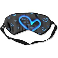 Comfortable Sleep Eyes Masks Cute Love Heart Pattern Sleeping Mask For Travelling, Night Noon Nap, Mediation Or... preisvergleich bei billige-tabletten.eu