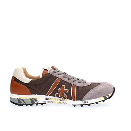 PREMIATA LUCY 1986 SNEAKERS Homme brown