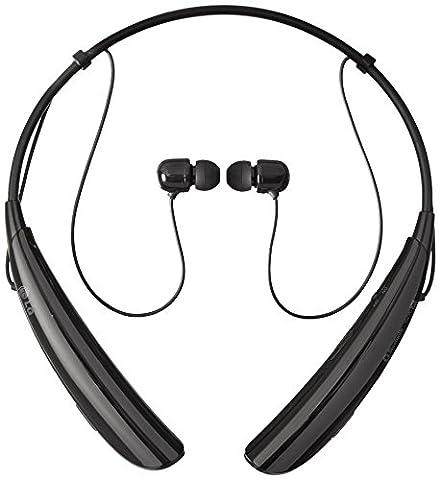 LG HBS-750 Binaural Minerve Noir - casques et micros (Minerve,