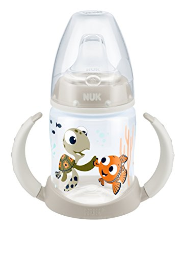 nuk-le-monde-de-dory-first-choice-tasse-dapprentissage-avec-bec-en-silicone-150-ml-6-18-mois