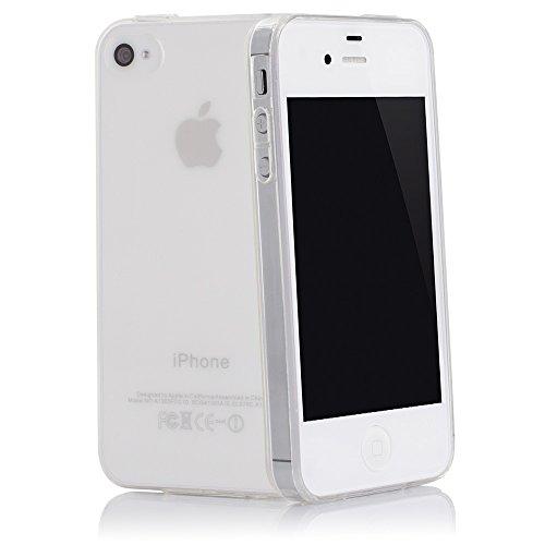 Simplex - Custodia ultra piatta per smartphone in TPU flessibile, trasparente trasparente iPhone 6/6s (4,7) transparente