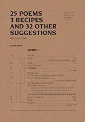 [(25 Poems, 3 Recipes and 32 Other Suggestions. (An Inventory))] [By (author) Tim Key] published on (March, 2011)